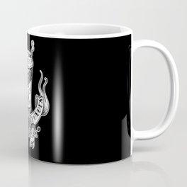 Coffee Lovers (black version) Coffee Mug