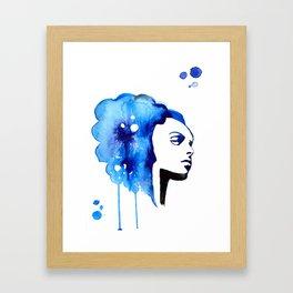 Cerious Framed Art Print