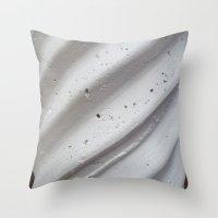 greece Throw Pillows featuring GREECE by Manuel Estrela 113 Art Miami