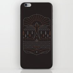 The Navigator iPhone Skin