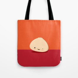 Cute Bao Winking Tote Bag