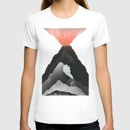 Man & Nature - The Vulcano T-shirt