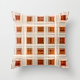 Ambient 11 Squares Throw Pillow