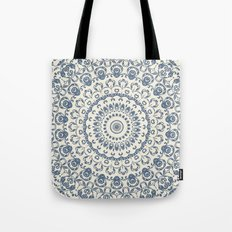 Granny's Old Lace Tote Bag