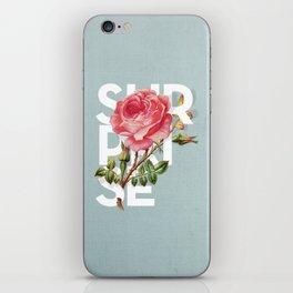WOW! Flowers #3 iPhone Skin
