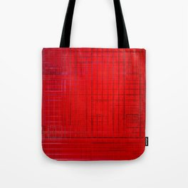 Re-Created Matrix No. 4 by Robert S. Lee Tote Bag