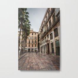 Malaga - Spain Metal Print