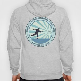 Make Your Shot Count Hoody