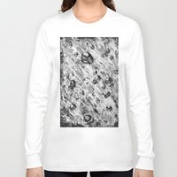 river Long Sleeve T-shirts featuring River by Nuanc3d