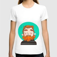 ginger T-shirts featuring Ginger by caridibuja