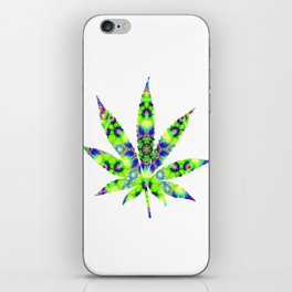 Cannabis Rainbow Design (40) iPhone Skin