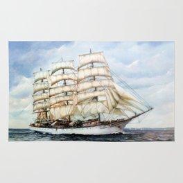 Regata Cutty Sark/Cutty Sark Tall Ships' Race Rug