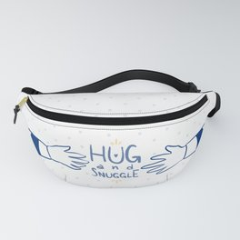 hug and snuggle Fanny Pack