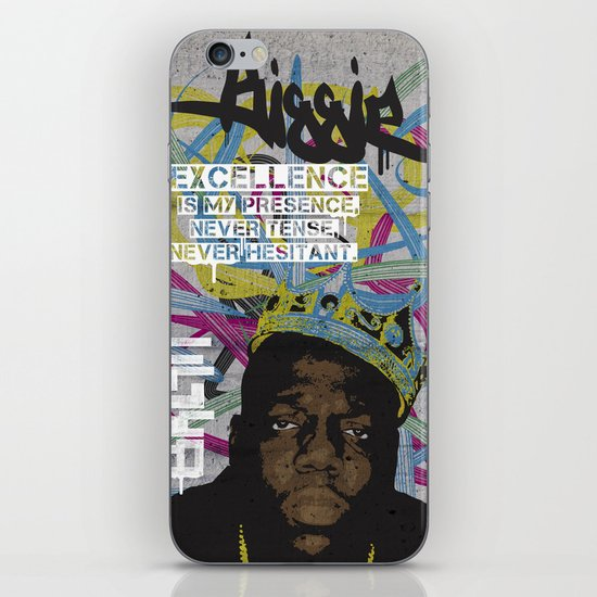 Excellence iPhone & iPod Skin
