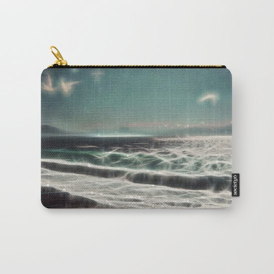 Enchanted sea Carry-All Pouch