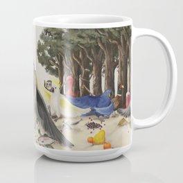 Last Bird Supper Coffee Mug