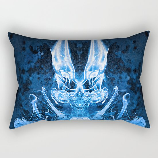 Dimonyo Rectangular Pillow