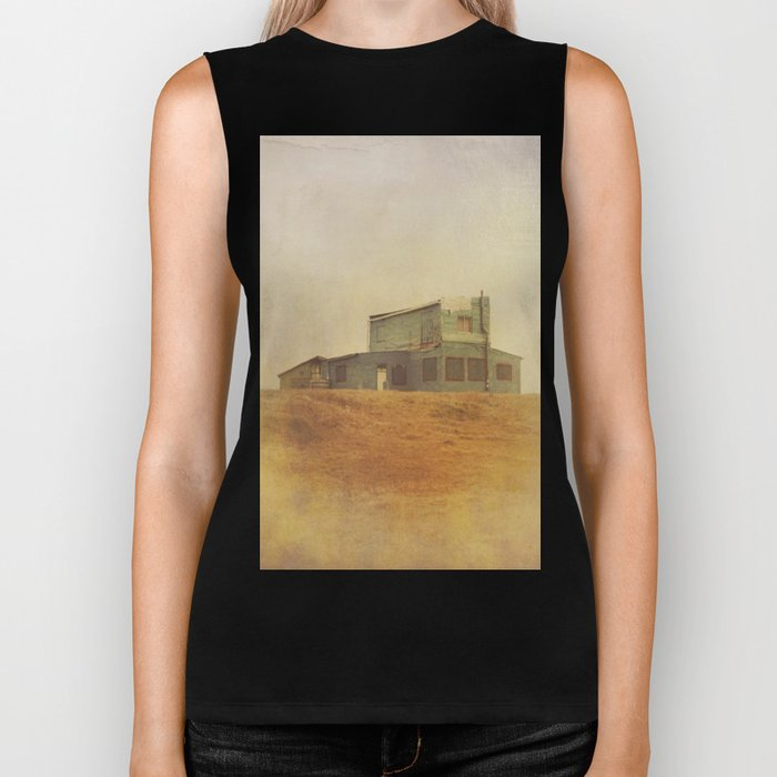 Once Upon a Time a House Biker Tank