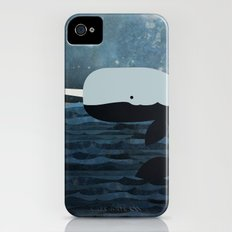 Whale Tales iPhone (4, 4s) Slim Case