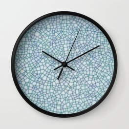 I Love Crack Wall Clock