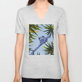 A summer kinda feeling Unisex V-Neck