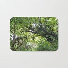 Even Trees Hold Hands Bath Mat