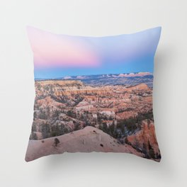 Glowing Bryce Throw Pillow