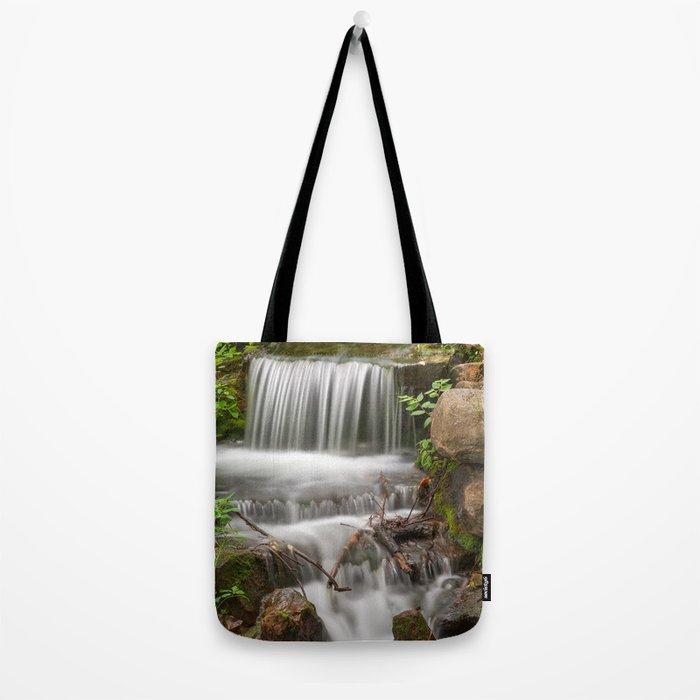 Jean-Drapeau Waterfall Tote Bag