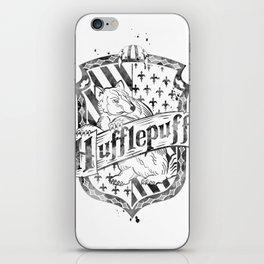 Hufflepuff iPhone Skin