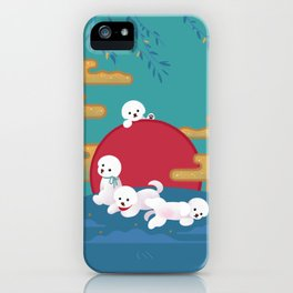Year of dog iPhone Case