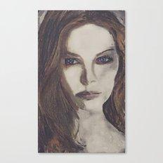 Acantha Portrait Canvas Print