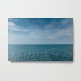 Lake Erie Metal Print