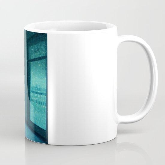 swimming girl Mug