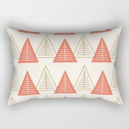 Winter Hoidays Pattern #8 Rectangular Pillow