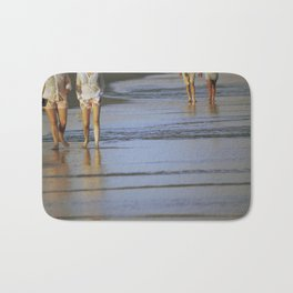 2's at the Beach Bath Mat