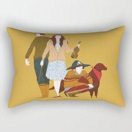 The Final Problem Rectangular Pillow
