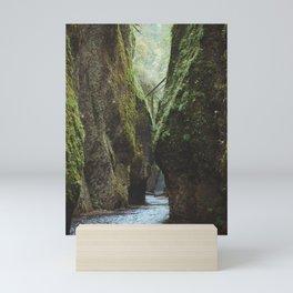 Oneonta Gorge Mini Art Print