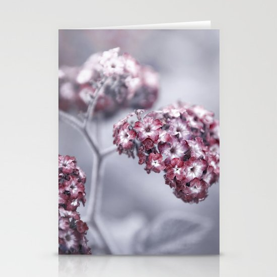 selfless, cold and composed Stationery Cards