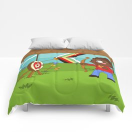 Olympic Sports: Archery Comforters
