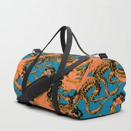 Space Invaderz_firestorm Duffle Bag