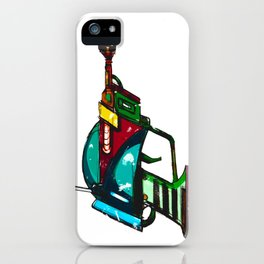 Boba Fett Inspired Ray Gun iPhone Case