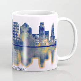 Durham Skyline Coffee Mug