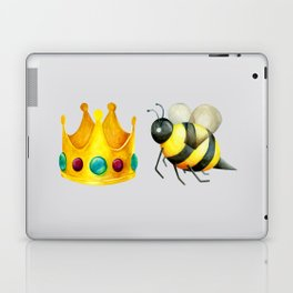 QUEEN BEE Laptop & iPad Skin