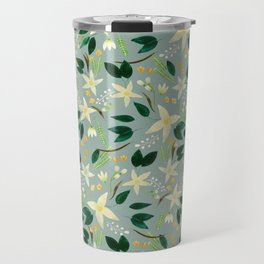 Vanilla Travel Mug