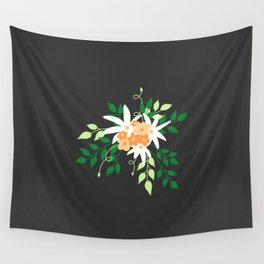 Lily Bouquet Wall Tapestry
