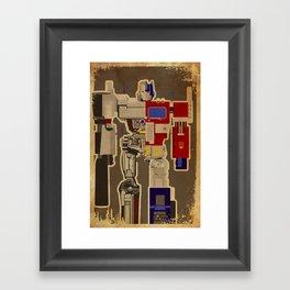 More Than Meets the Eye Framed Art Print