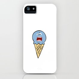 Ice Cream Funny graphic for Ice Cream Lover Gift iPhone Case