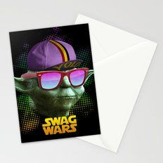 Yoda Swag Stationery Cards
