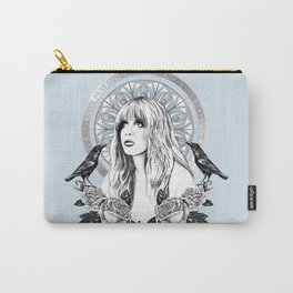 Stevie Nicks Angel Of Dreams Carry-All Pouch