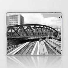 Paris gare de l'Est  Laptop & iPad Skin